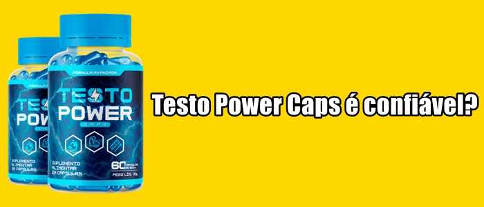 Testo Power Caps